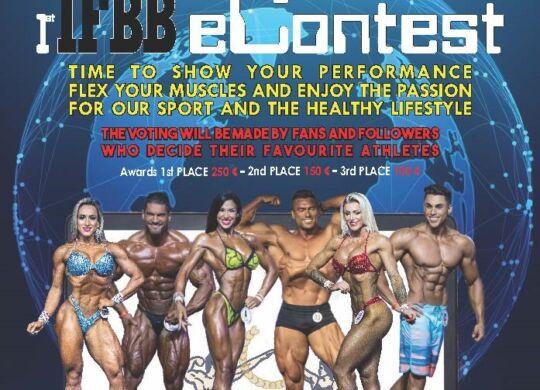 ifbb e-contest 1